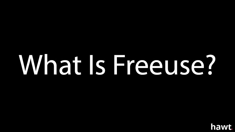 freeuse definition